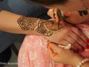 henna készlet