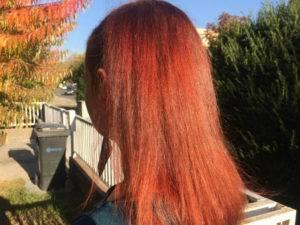 henna, vörös, természetes hajfestés, hajfestés,